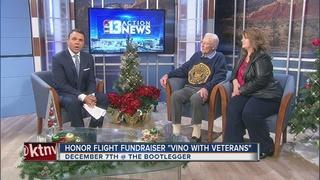 Honor Flight Southern Nevada hosting fundraiser