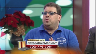 NV Coin Mart & 13 Days Of Giving 12/2/16