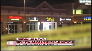 Clerk fatally shoots teen in attempted robbery