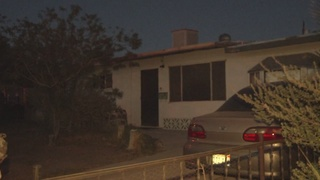 Squatters swoop into North Las Vegas home