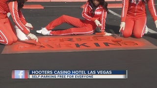Where to park for free in Las Vegas