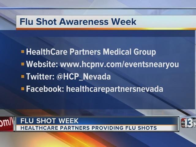 flu shot week