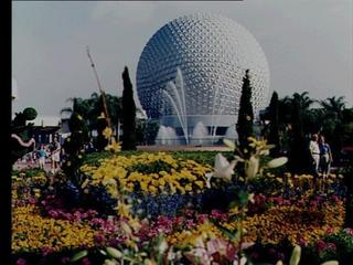 Spaceship Earth becomes Death Star
