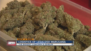 County looks at logistics of legalizing pot