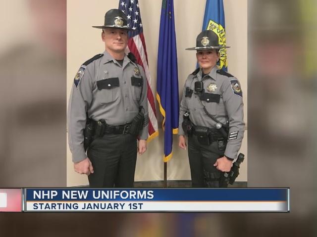 No More Blue Nhp Getting New Uniforms Ktnv Com Las Vegas