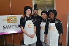 Students compete in culinary competition