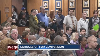 CCSD board defiant against state charter schools