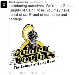 UPDATE: NY Golden Knights speak out on Twitter