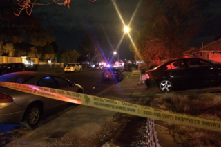LVMPD investigating domestic-related stabbing