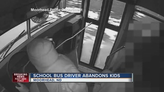 VIDEO: Bus driver yells racial slurs at kids