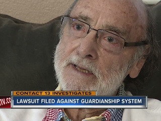 CONTACT 13: Doctors sued in guardianship case