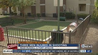 Men confront teen before dog park shooting