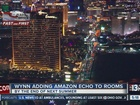 Wynn Las Vegas adds Amazon Echo to all rooms