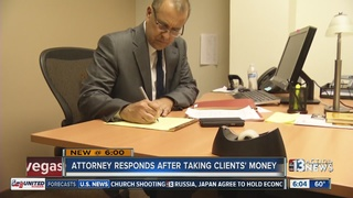 CONTACT 13: Embattled attorney fights back