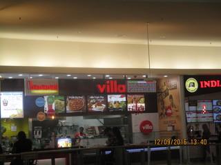 DIRTY DINING: Villa Pizza