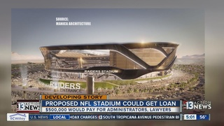 Clark County may loan $500K for stadium