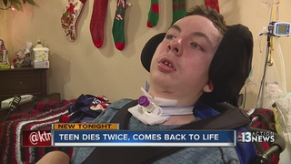 Christmas miracle for valley family