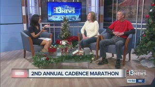2nd Annual Cadence New Year's Double Dash