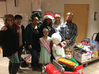 Angels of Las Vegas gives 700 toys to community