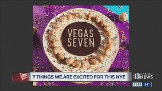 7 things we are excited about this NYE