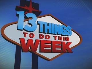 13 Things This Week For Jan. 6-12