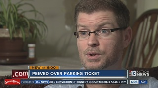 YOU ASK: Man stuck with wrong parking ticket