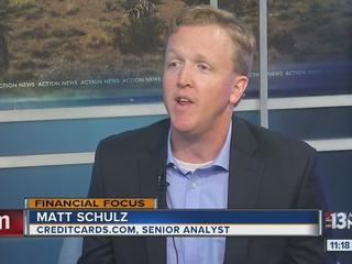 Nevadans struggle with credit card debt
