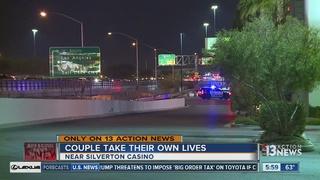 Couple identified after parking garage death