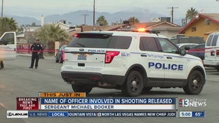 NLVPD shooting result of accidental discharge