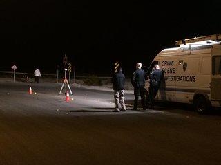 North Las Vegas police investigating body found