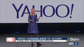 Yahoo is changing its name to Altaba