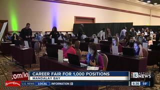 MGM Resorts seeking more than 1,000 employees