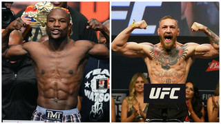 Mayweather wants to fight UFC's Conor McGregor