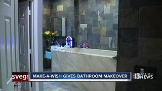 Make-A-Wish helps teen with rare muscle disease