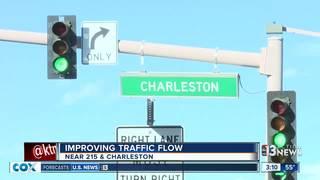 TRAFFIC TROUBLES: Downtown Summerlin traffic
