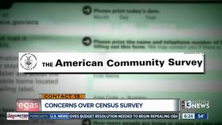 CONTACT 13: Concerns about questions in survey
