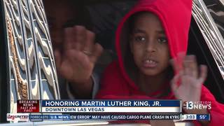 Thousands gather downtown for MLK Day parade