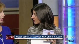 Molly Bergman performs on midday