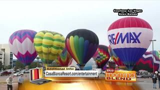 Mesquite Balloon Festival 1/17/17
