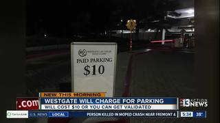 UPDATE: Paid parking at Westgate during events