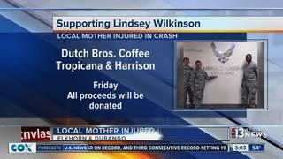 Dutch Bros. raising money for mom in 8-car crash