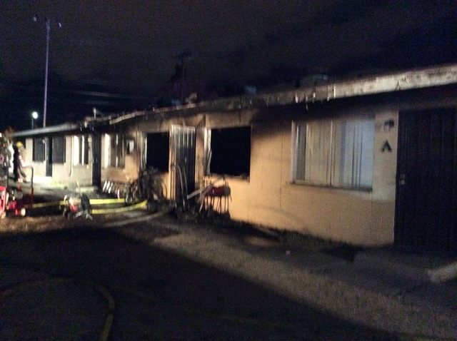 Mother killed in apartment fire on Thursday