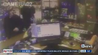 CAUGHT ON CAMERA: Cell phone theft at store