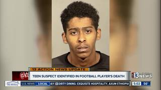 Teen suspect identified in student's death