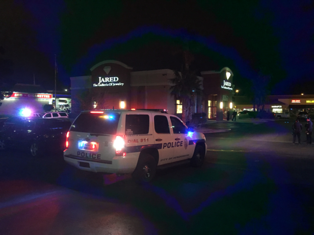 UPDATE: One dead in armed robbery in Henderson