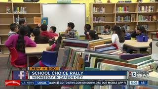 School choice rally planned in Carson City