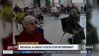 Survey: Nevada ranked 8th best state to retire