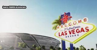 Raiders submit proposal for stadium in Las Vegas