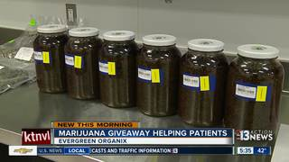 Cannabis oil giveaway helps people in need