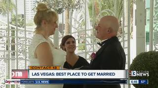 WALLETHUB: Vegas best place to get married